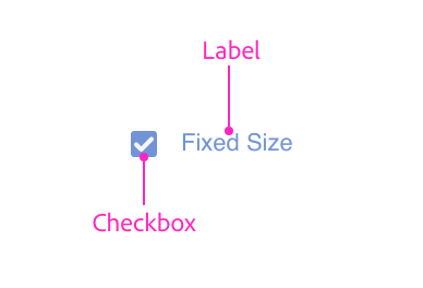 Checkboxes · Adobe XD Plugin Reference